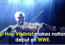 Did You See Hip-Hop Violinist Lee England Jr. Make His Debut On WWE   Must See Video