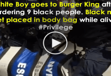 OUTRAGEOUS!! NYPD Duct Tape Black Man & Put Him Inside A Body Bag WHILE ALIVE!