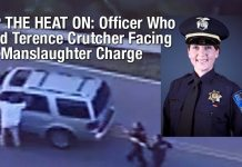 KEEP THE HEAT ON: Officer Who Killed Terence Crutcher Facing Manslaughter Charge 3