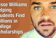 Jesse Williams Helping Students Find Millions in College Scholarships
