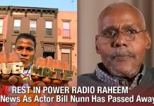 REST IN POWER RADIO RAHEEM: Sad News As Actor Bill Nunn Has Passed Away