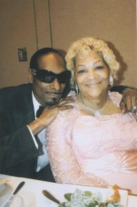 Snoop Dogg and Mom