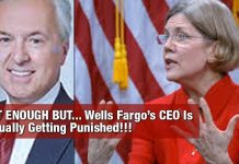 NOT ENOUGH BUT... Wells Fargo's CEO Is Actually Getting Punished!!!