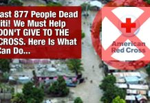 At Least 877 People Dead In Haiti! We Must Help BUT DON'T GIVE TO THE RED CROSS. Here Is What You Can Do... 2