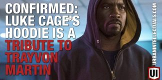 CONFIRMED: Luke Cage's Hoodie Is a Tribute to Trayvon Martin
