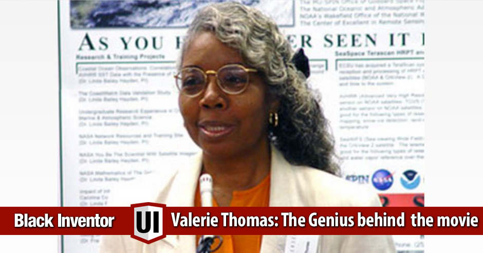 Valerie Thomas A Hidden Figure Urban Intellectuals