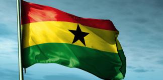 The Ghaniaian Flag