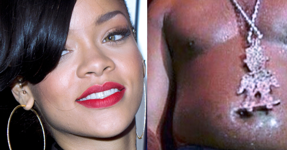"d00d6ec4a07 WORD  Rihanna Shuts Down ""Fat"" Body Shaming Against Her With One Simple  Post!"