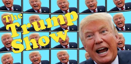 DUMPY TRUMP CLOWN CAR SHOW