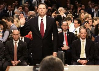 Comey, James - A HIGHER LOYALTY
