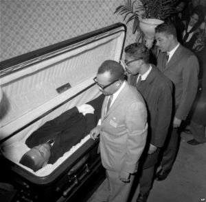MalcolmX Funeral