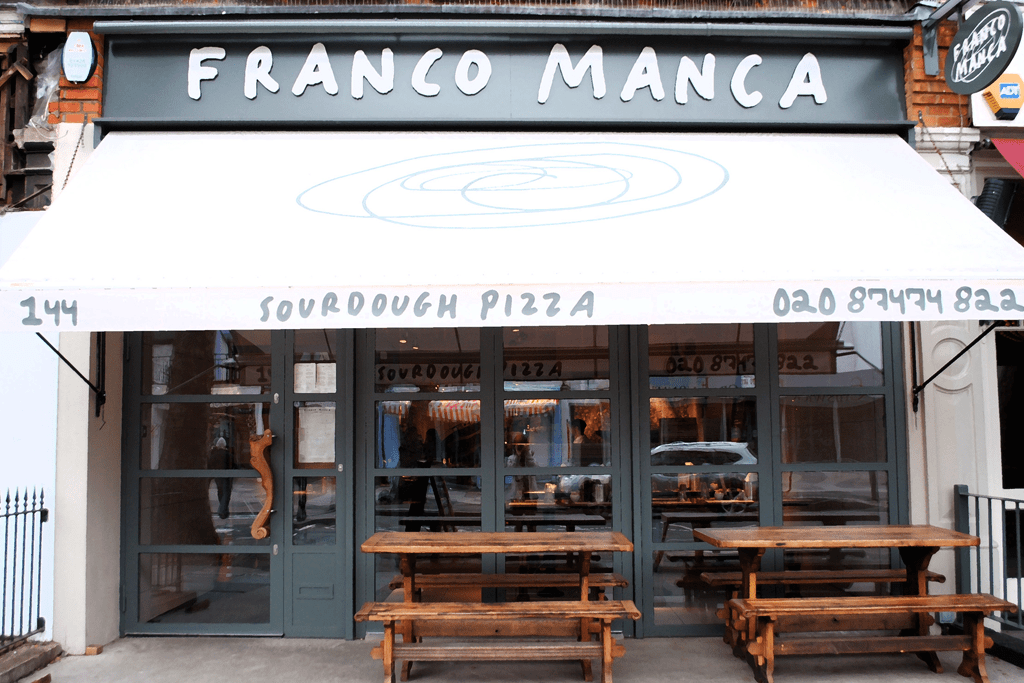 Visit a Franco Manca store across the UK