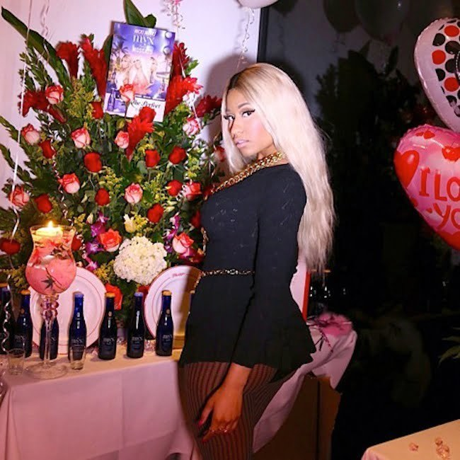 Told Nicki I Love Her Minaj It Admit I I