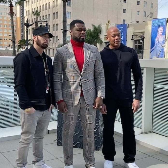 Eminem 50 Cent Dr Dre