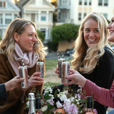 Happy Galentine's Day! How to Make Friends as an Adult in a Big City