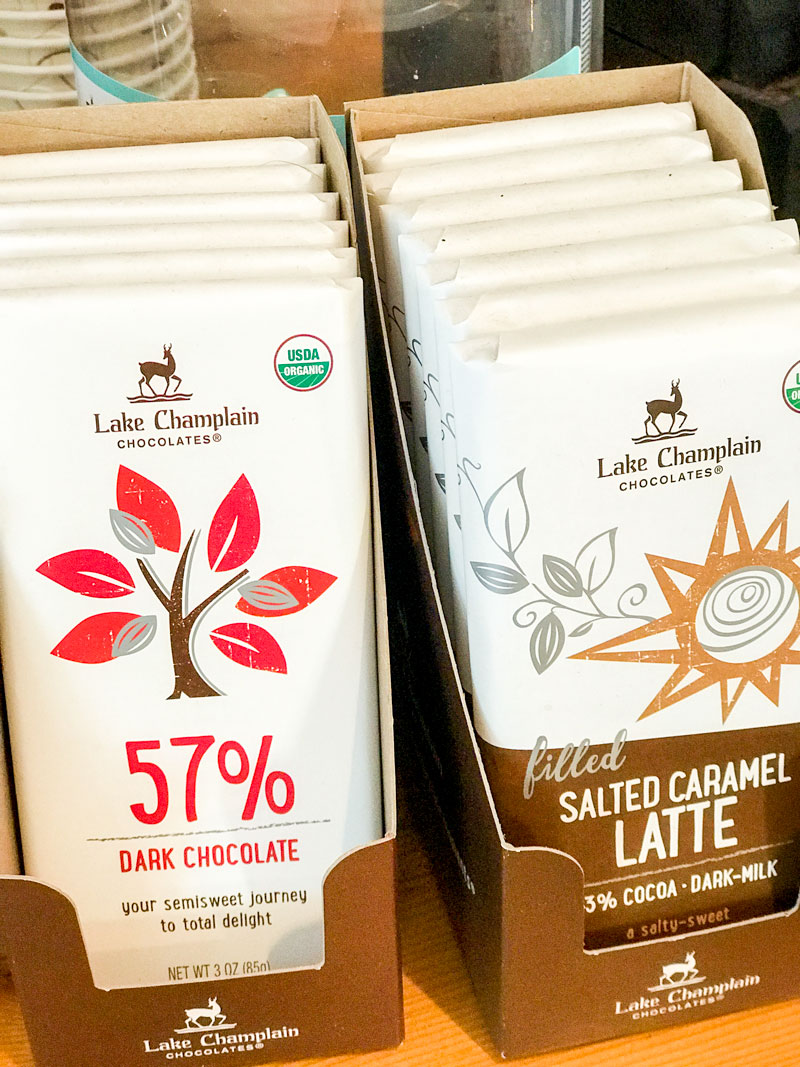 lake champain chocolate