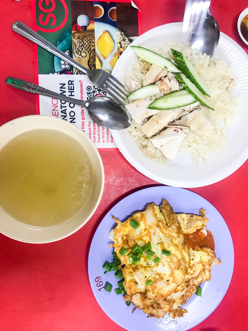 chicken rice review and where to get the best singapore