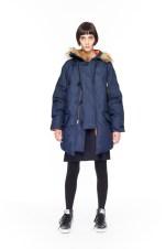El abrigo de este invierno.