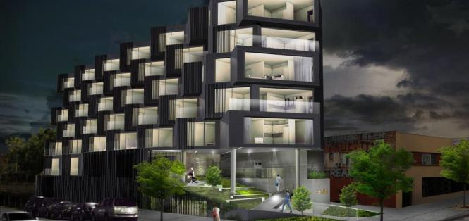Sleek Apartment Building Coming To