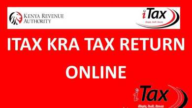 Photo of How to file KRA tax returns online on iTax – Kenya