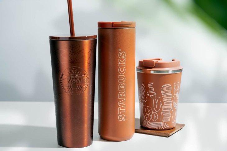 Starbucks® Essentials Copper