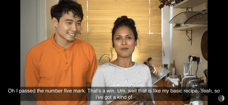 Uncle Roger Meet Egg Fried Rice Lady Hersha Patel