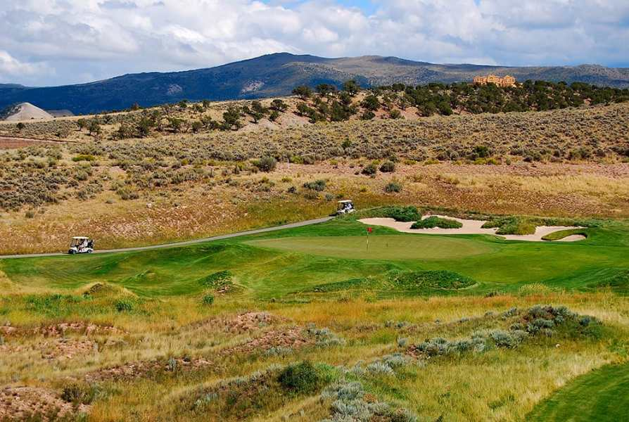 Lack of  Water Hazard   Urban Land Magazine The Eagle Ranch Golf Club in Eagle  Colorado  is among the U S  courses  limiting