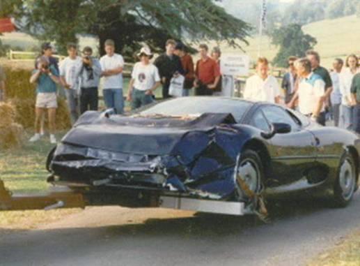 Most Expensive Car Wrecks - UrbanLegendsOnline com