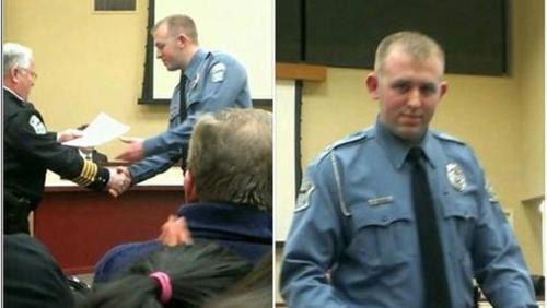 Ferguson, Mo. police officer, Darren Wilson
