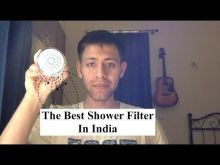 Best Hard Water Shower Filter India