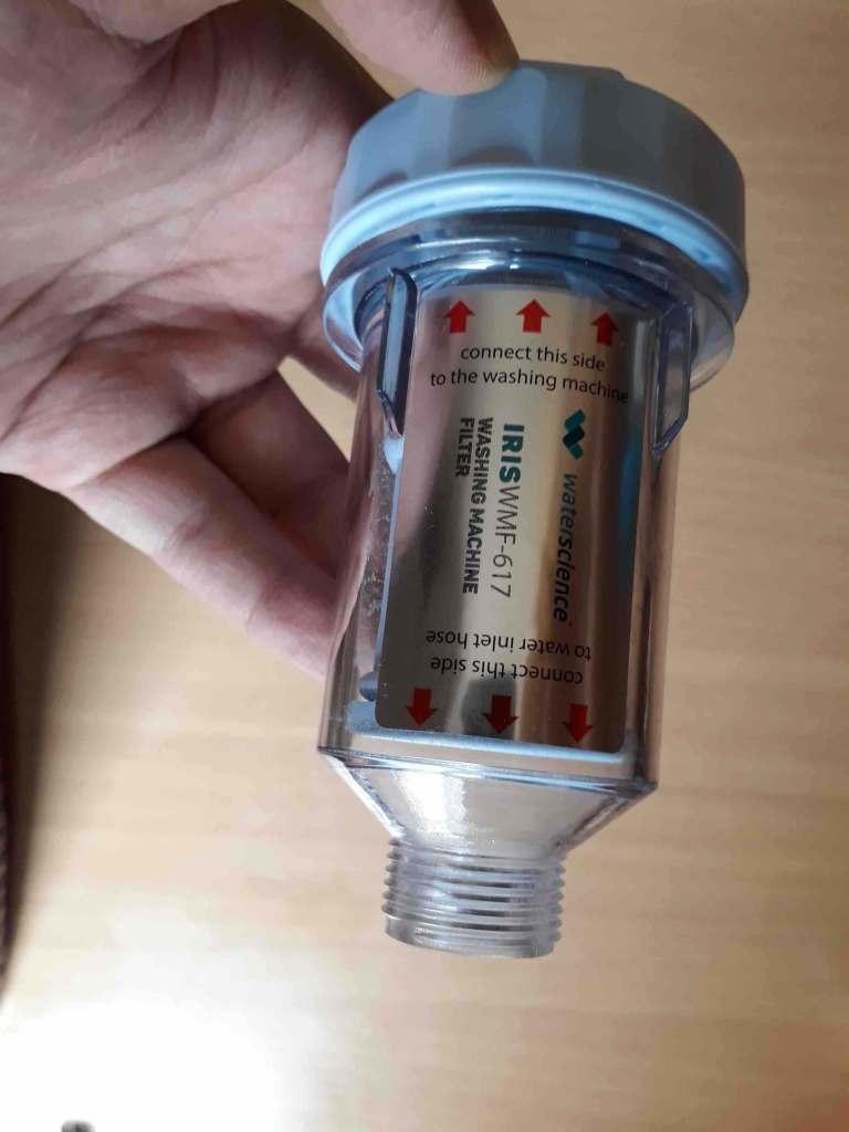Iris Hard Water Washing Machine Filter