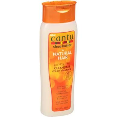 cantu shampoo