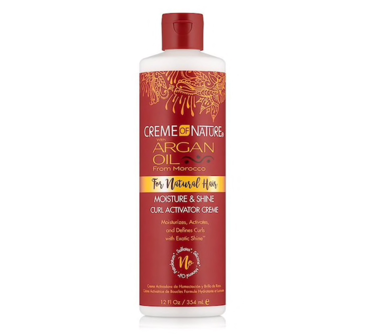 Creme Of Nature Curl Activator Reviews