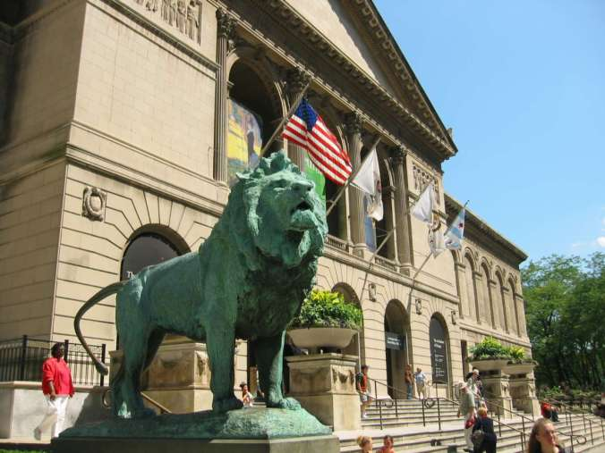 Image result for art institute chicago