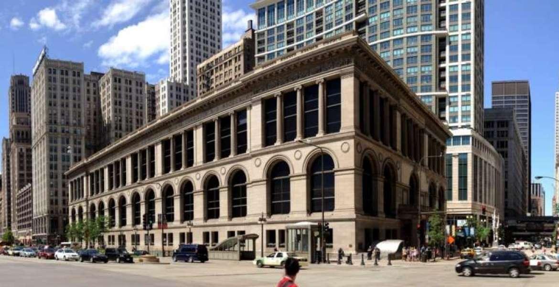 Chicago Cultural Center Lake FX