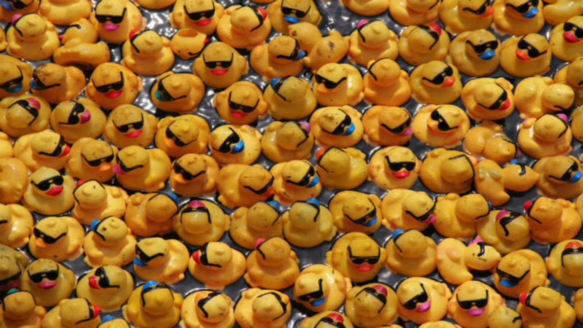 The Rubber Ducky Derby is a Real Thing… and It\'s Awesome | UrbanMatter