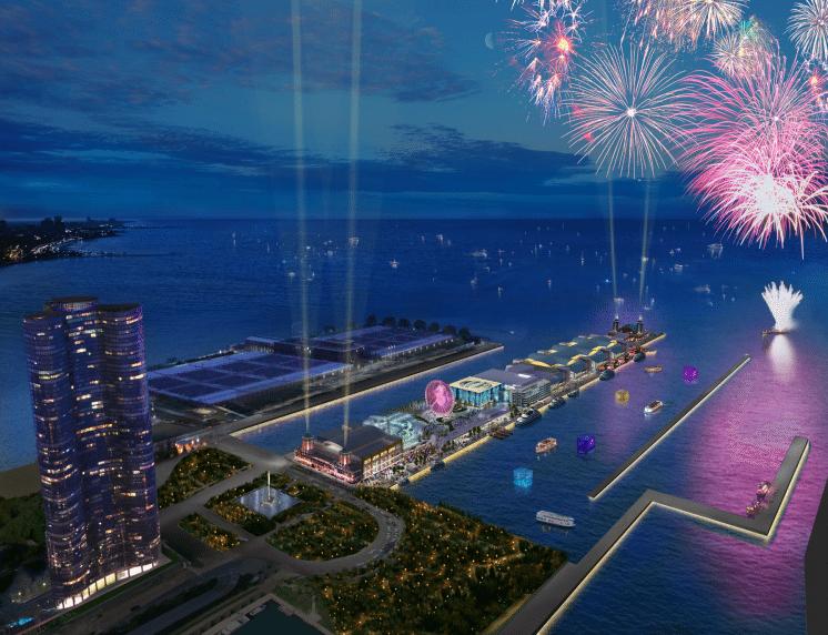 Navy Pier Centennial Vision
