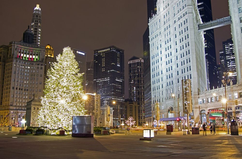 Holiday Event in Chicago