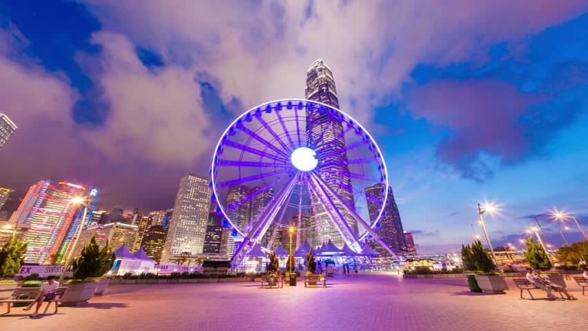 Navy Pier's New Ferris Wheel