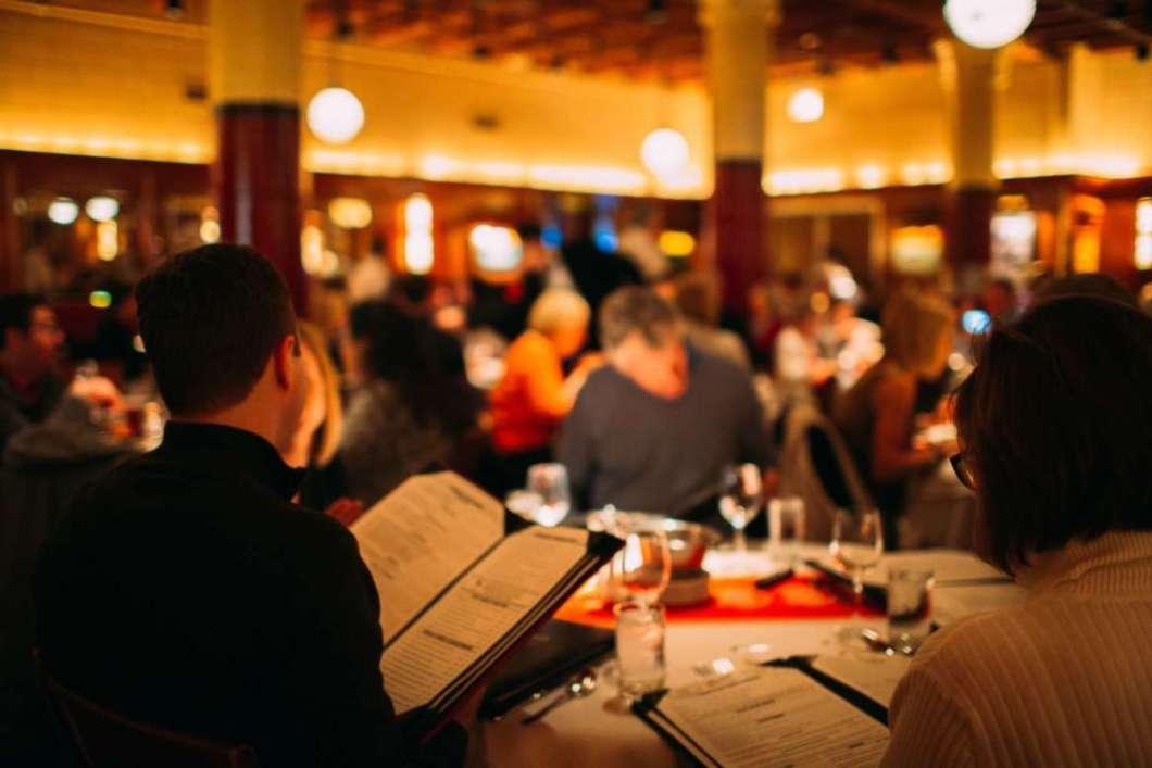 Signature Room Restaurant Chicago Menu