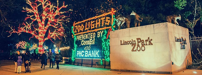 Zoo Lights Chicago Dates