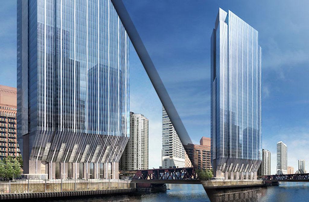 Image result for 150 North Riverside, Chicago