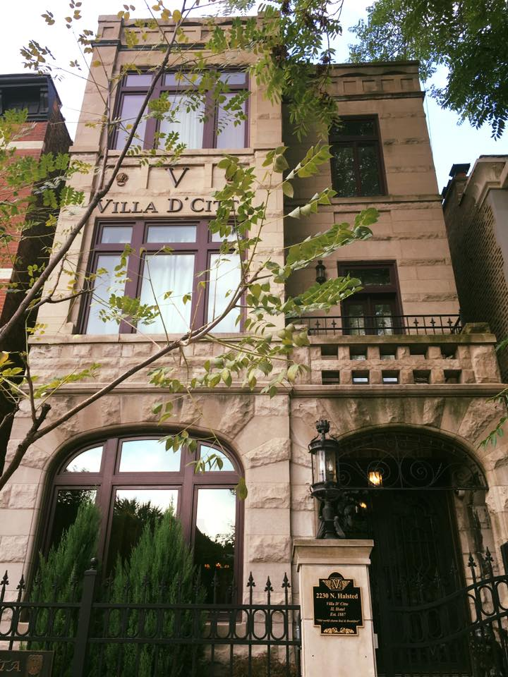 Chicago Staycations – Villa D'Citta