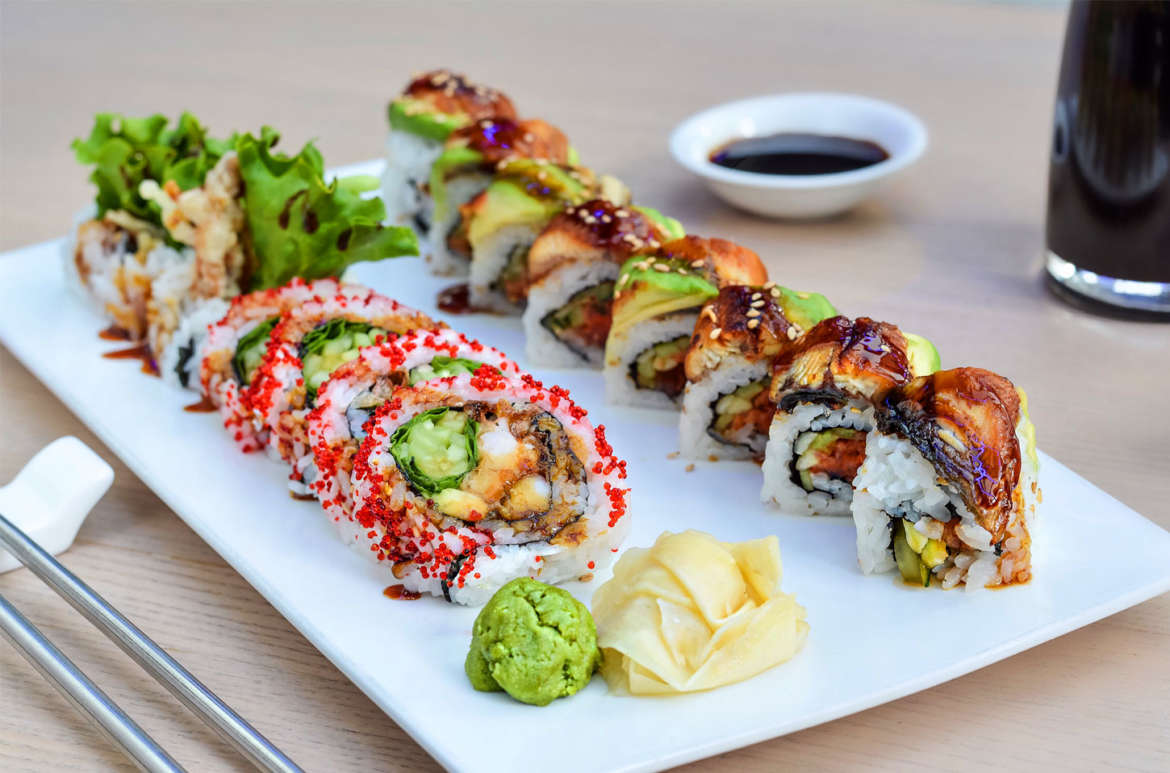 The Best Sushi Restaurants In Chicago Urban Matter