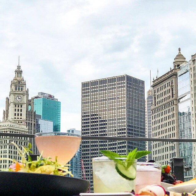 Chicago Rooftops