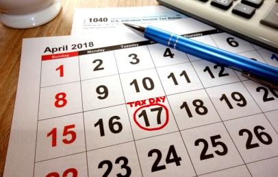 Tax Day Deals 2018