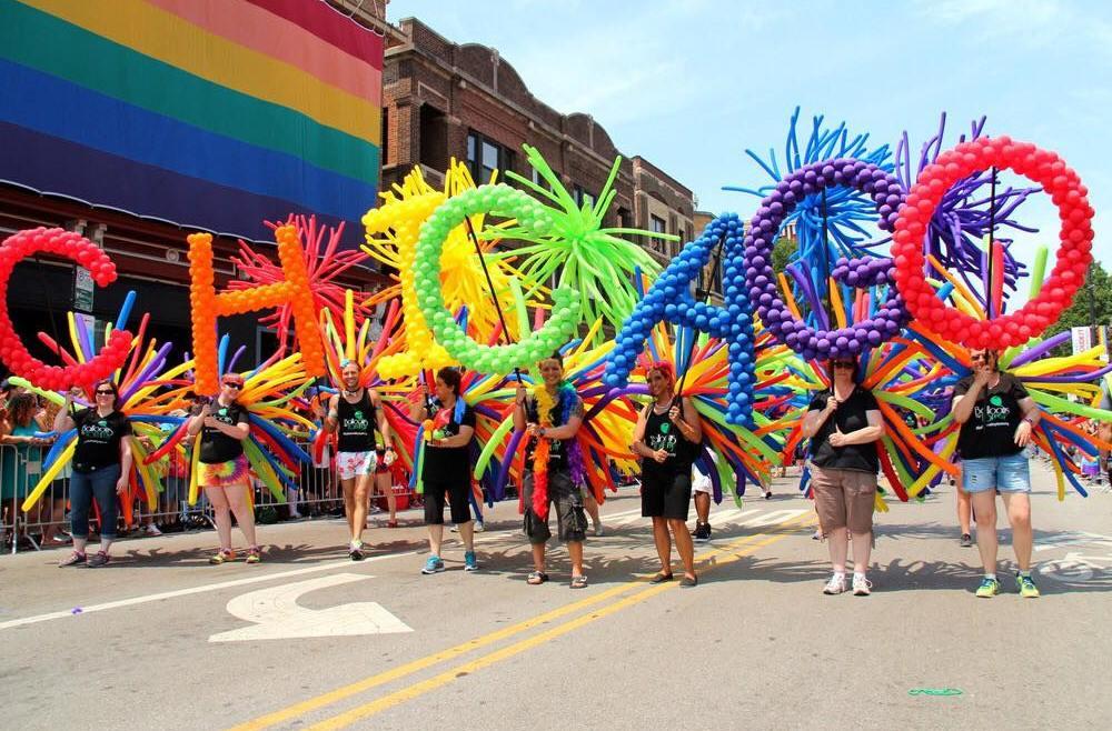 Pride Festivals to Visit in Chicago