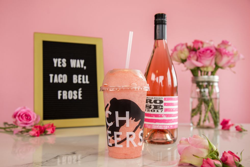 Taco Bell Frose