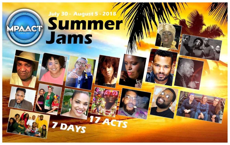 Summer Jams Festival