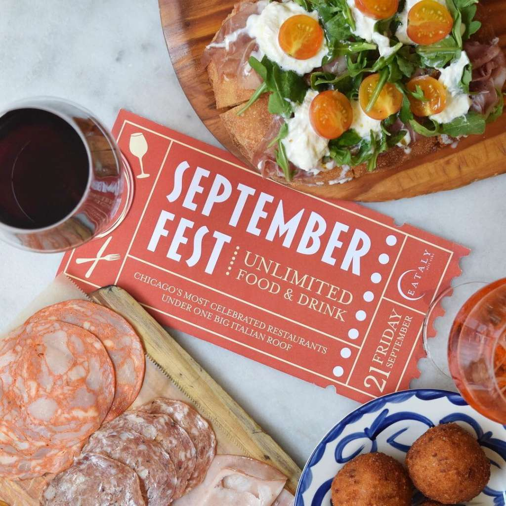 Eataly SeptemberFest
